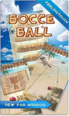 Bocce Ball Screenshot