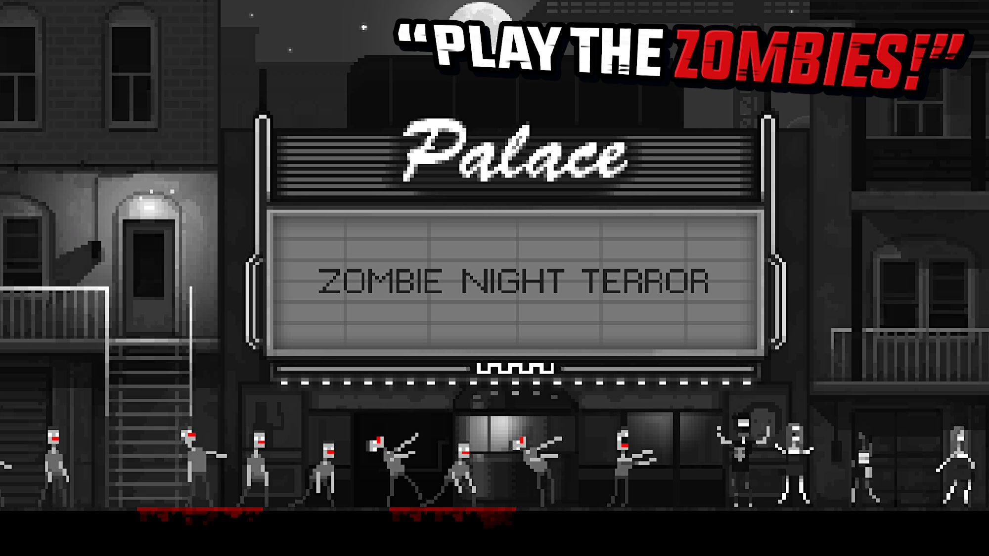 Zombie Night Terror - A plague unleashed для Android