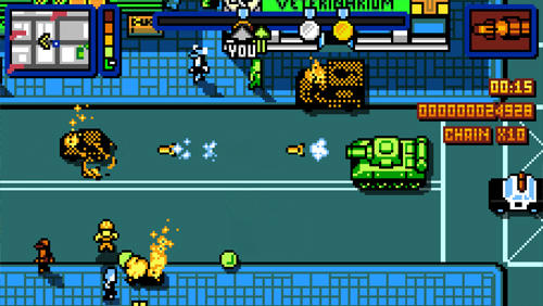 Retro city rampage DX pour Android