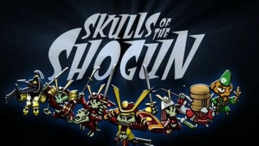 logo Las calaveras de Shogun