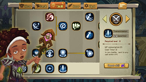 Capture d'écran Caverne avide 2: Portes du temps sur iPhone