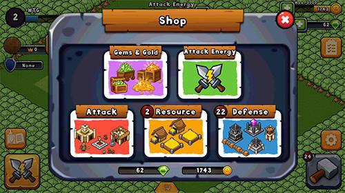 Online Strategiespiele Mini kingdoms auf Deutsch