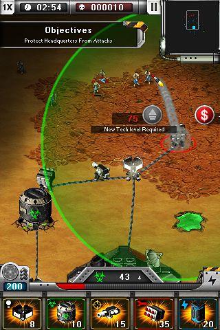 Strategie: Lade Dioabwehr: Zombie Outbreak auf dein Handy herunter