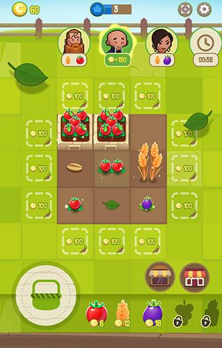 Merge farm! für Android