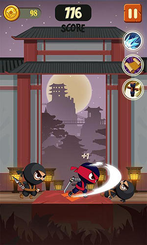 Brave ninja captura de pantalla 1