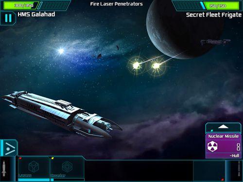 La historia de honor: La flota secreta para iPhone gratis