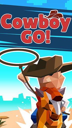 Cowboy GO!: Catch giant animals Screenshot