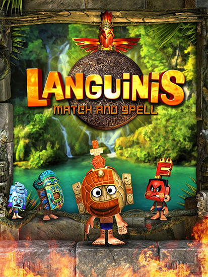 Languinis: Match and spell Screenshot
