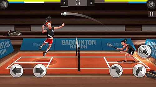 Badminton Liga für iPhone