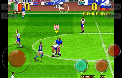 Soccer world cup: Football kick para Android