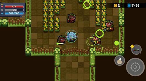 Arcade-Spiele Captain T für das Smartphone
