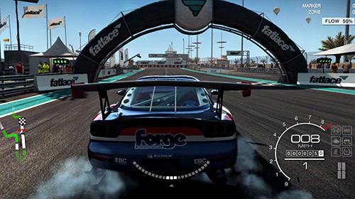 レース: 電話に グリッド・オートスポーツをダウンロード