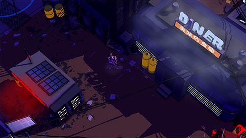 Cybercorp captura de pantalla 1