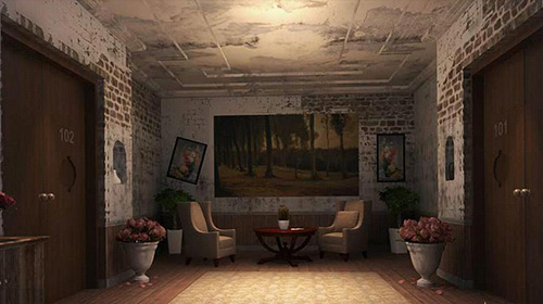 Escape game: Home town adventure screenshot 1