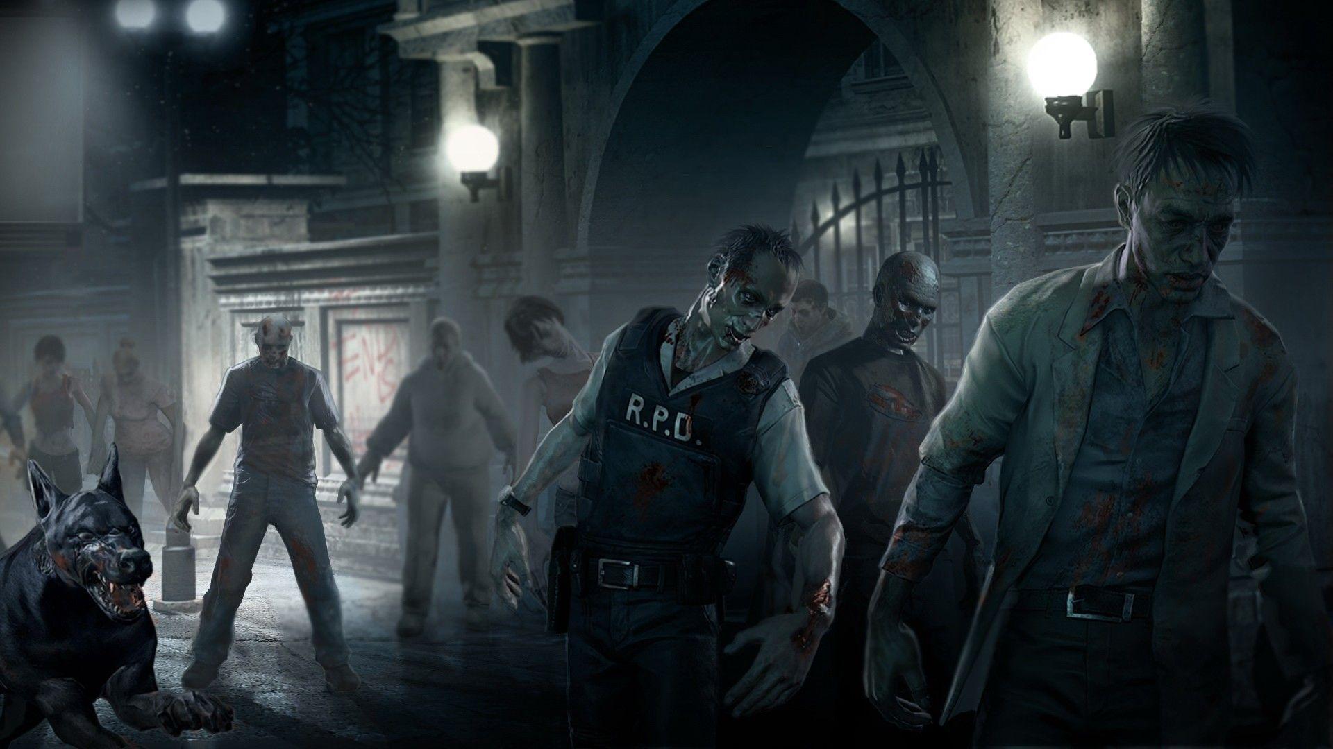 Juegos de zombis para Android
