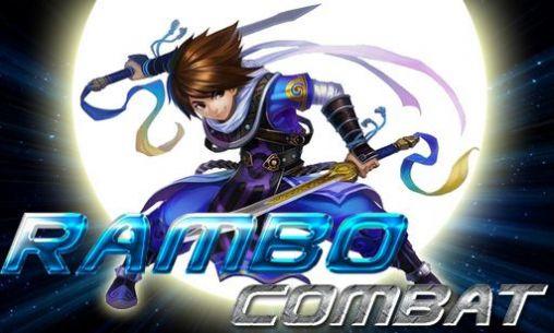Rambo combat icône
