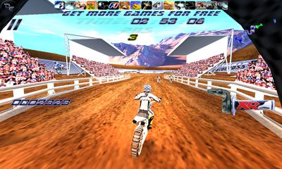 Ultimate MotoCross 2 для Android
