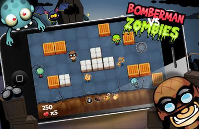 Le Bomberman contre Les Zombies