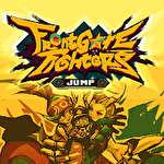 Frontgate fighters jump Symbol