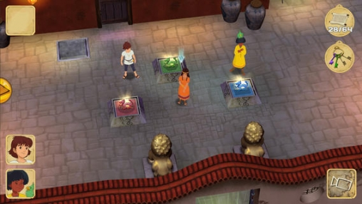 Arcade games: download The Mysterious Cities of Gold: Secret Paths to your phone