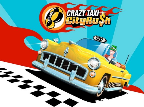 Crazy taxi: City rush capture d'écran