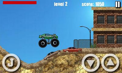 Truck Demolisher capturas de pantalla