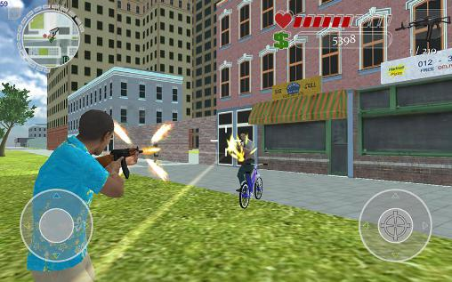 Miami crime: Vice town pour Android