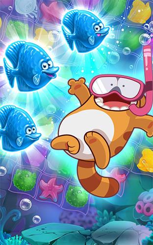 3 Gewinnt Viber mermaid puzzle match 3 auf Deutsch