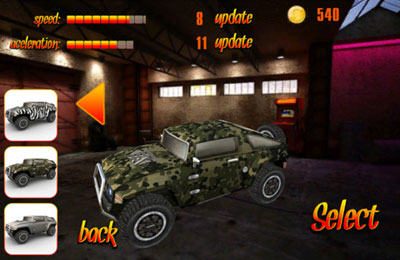 Racing games: download Crazy Cars 2 to your phone