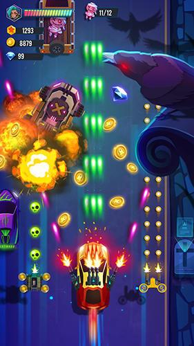 Arcade-Spiele Road rampage für das Smartphone