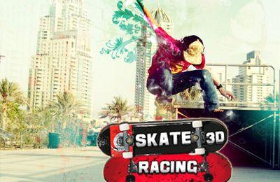 logo Skate Rennen 3D (Kostenlose Rennenspiele)