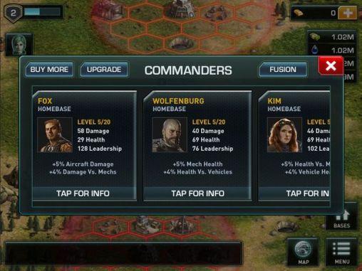 War of nations screenshot 1