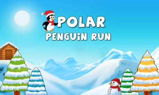 Polar penguin run Screenshot