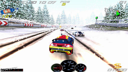 Speed racing ultimate 4 Screenshot
