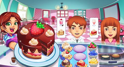 My cake shop in English