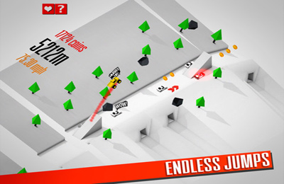 Racing games: download Endless Road to your phone
