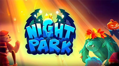 The night park Screenshot