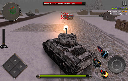 Tanks of battle: World war 2 for Android