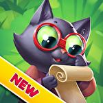 Tropicats: Puzzle paradise icono