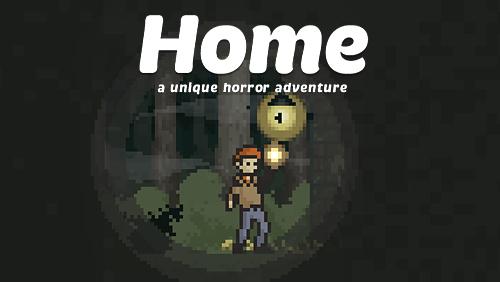 logo Home: Ein einzigartiges Horror-Abenteuer