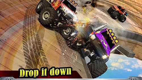 Monster truck derby 2016 auf Deutsch