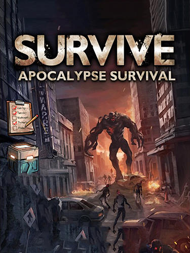 Survive: Apocalypse survival Screenshot