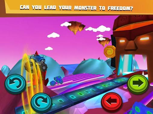 Monster trucks unleashed screenshot 2