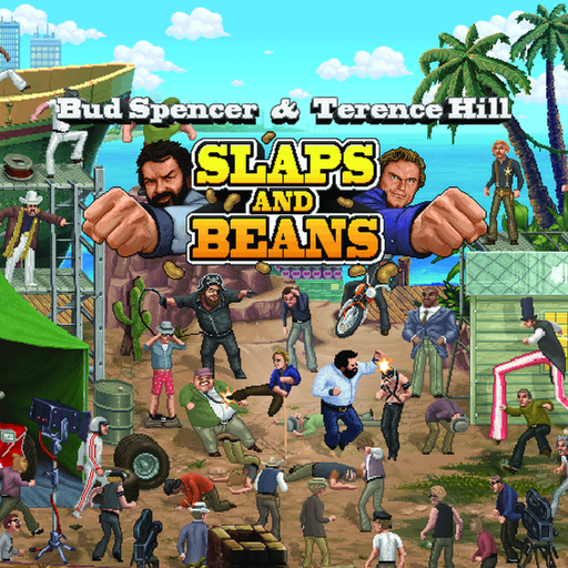 Bud Spencer & Terence Hill - Slaps And Beans icône