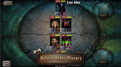 Grimm: Cards of fate para Android