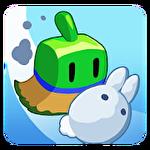 Dust bunny sweep! icon
