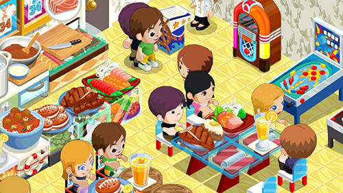 Restaurant story: Hearty feast für Android