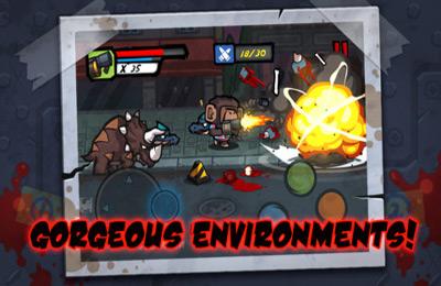 Screenshot DinoCap 3 - Überlebende auf dem iPhone