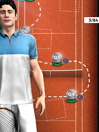 Top shot 3D: Tennis games 2018 для Android