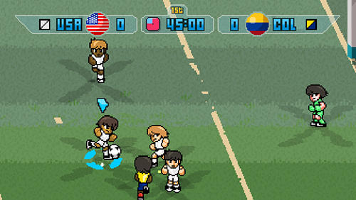 Pixel cup soccer 16 für Android